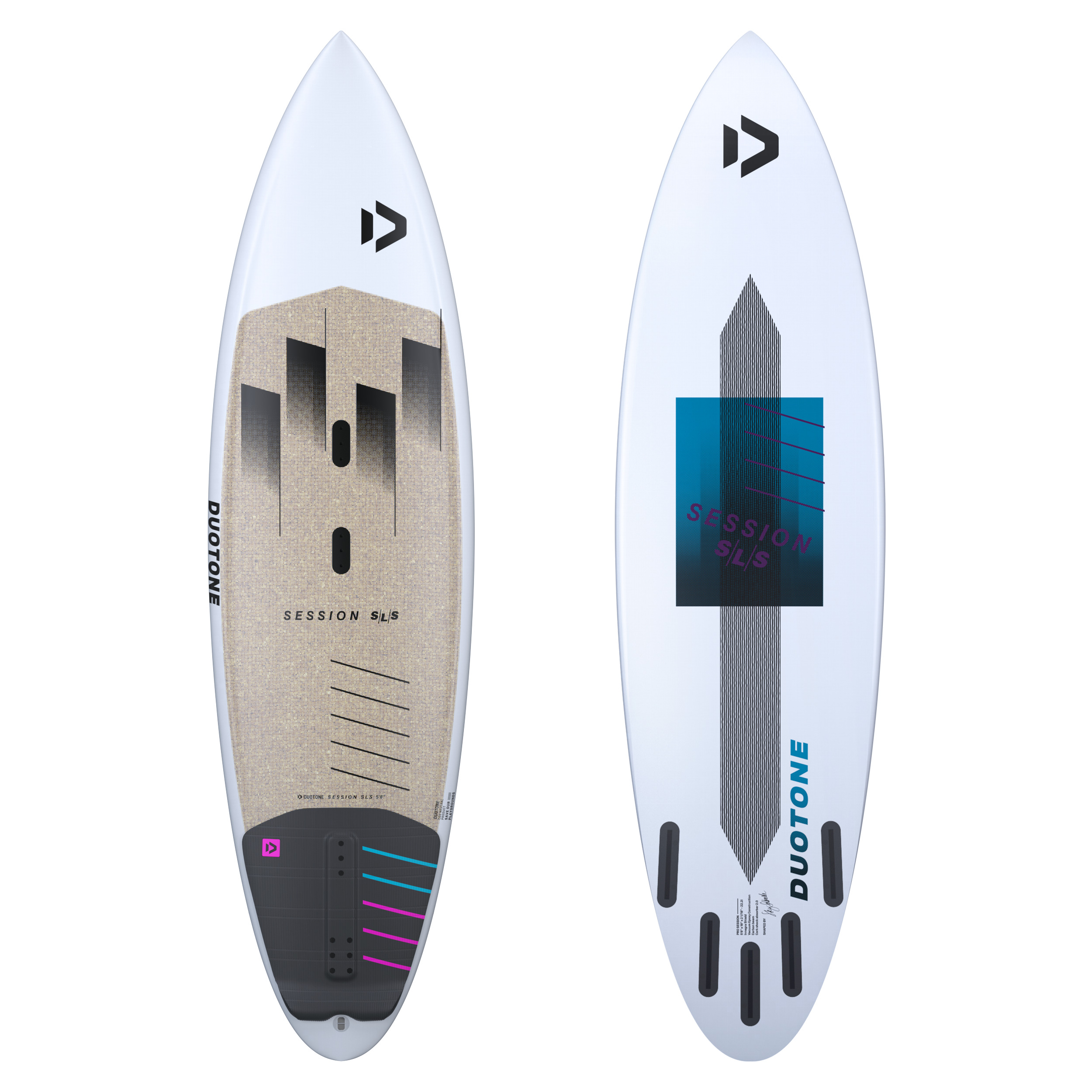 Duotone SESSION SLS Surfboard 2021