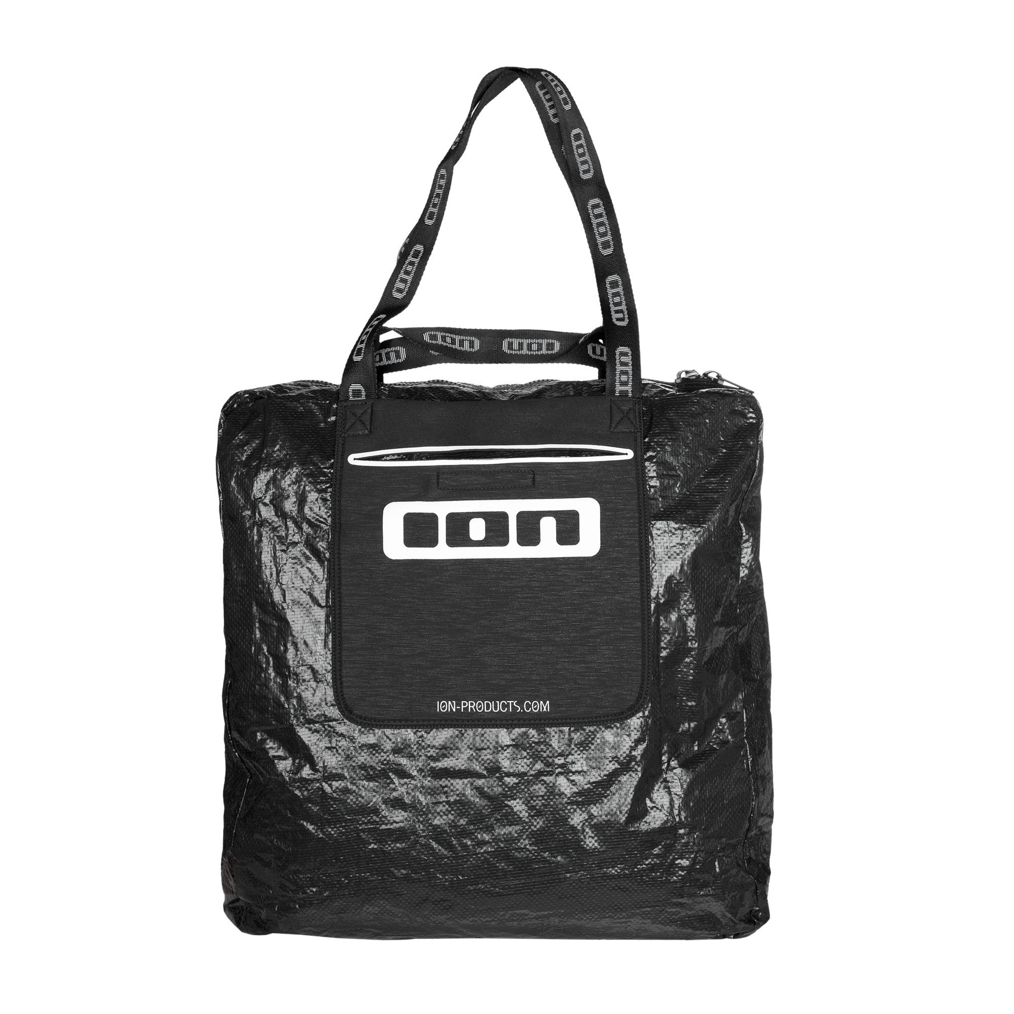 ION universal utility bag zip - Umhängetasche mit Reissverschluss für Kiter und Biker