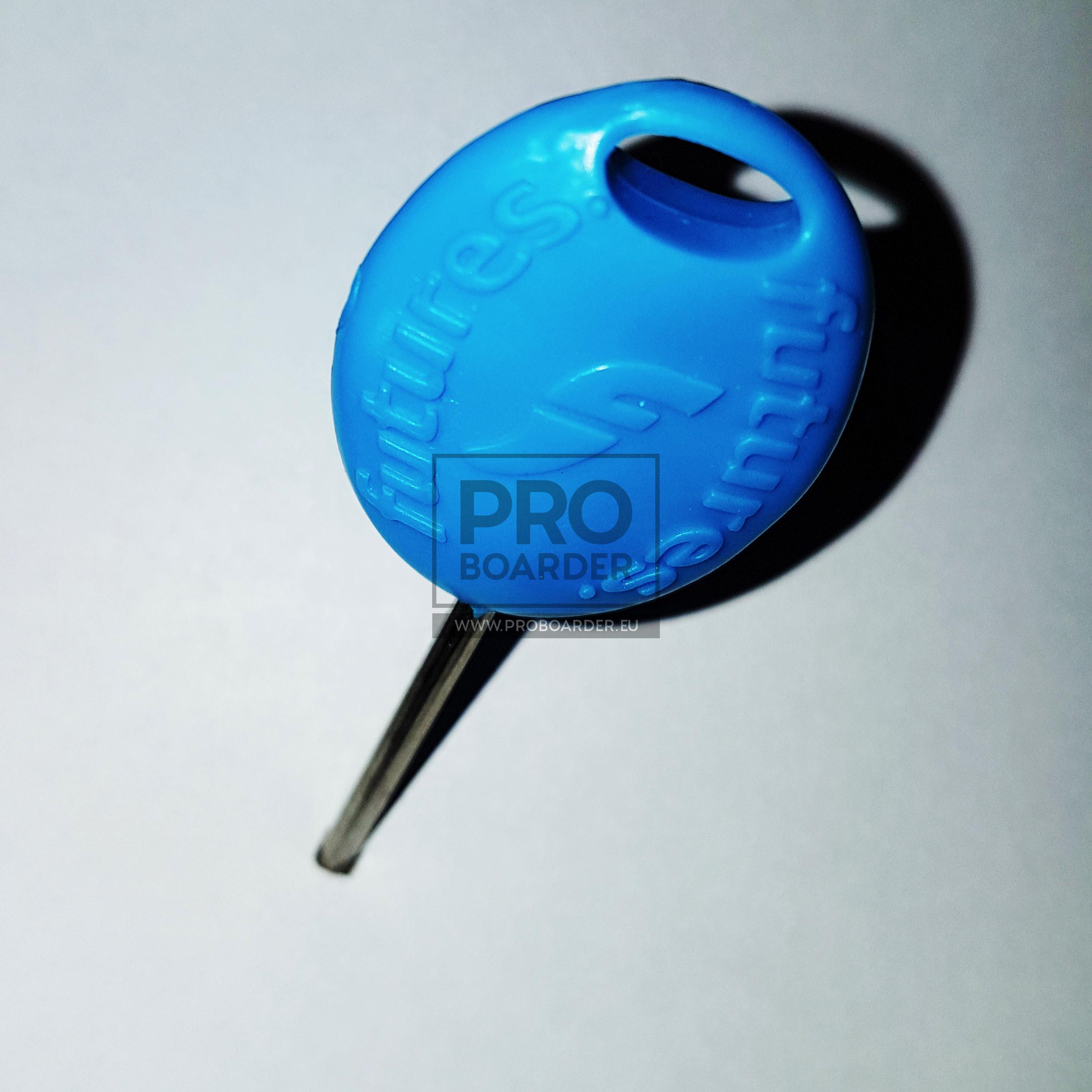 Inbusschlüssel für Madenschrauben in Surfboards / Schlüssel Inbus Montage Finnen Wave - Fin Key Fink