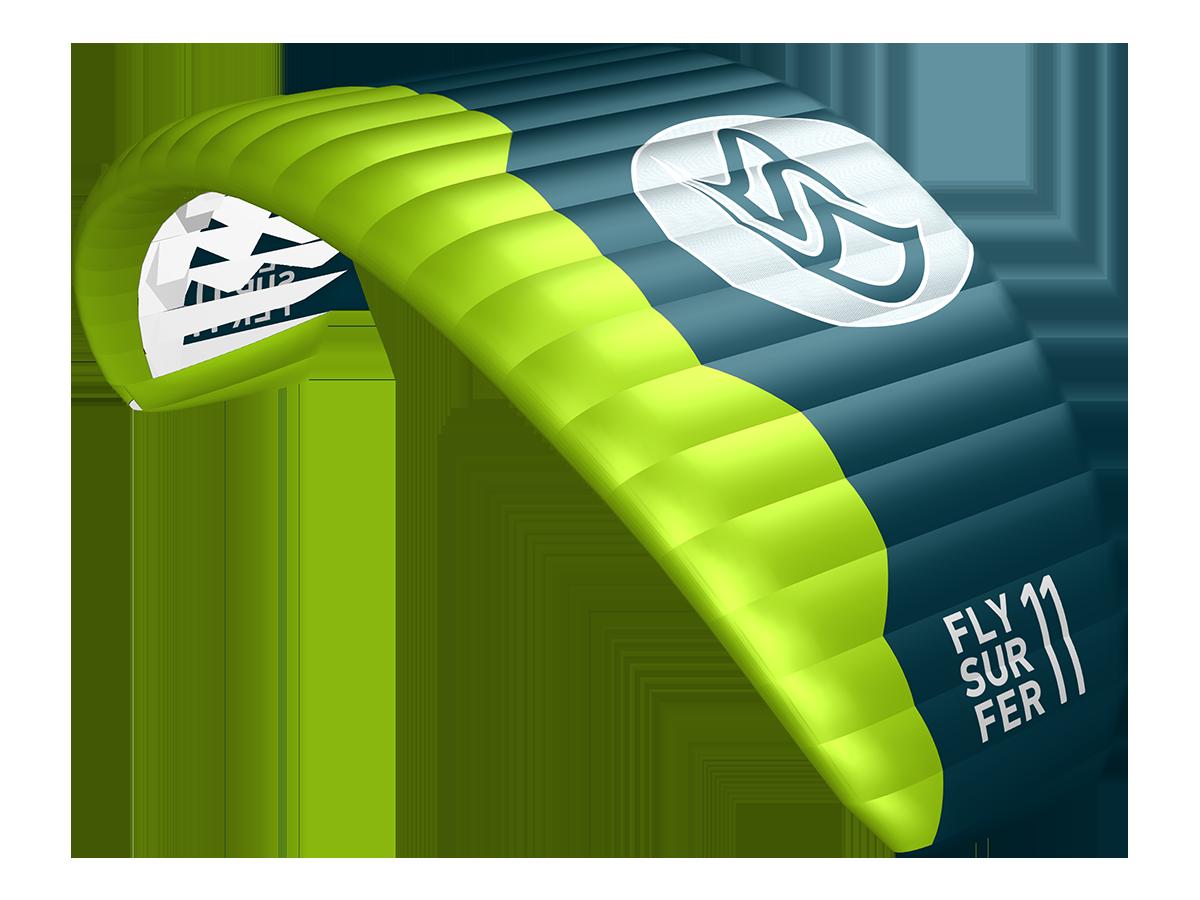 Flysurfer-Peak-4-foil-kite-2019-11-schnee