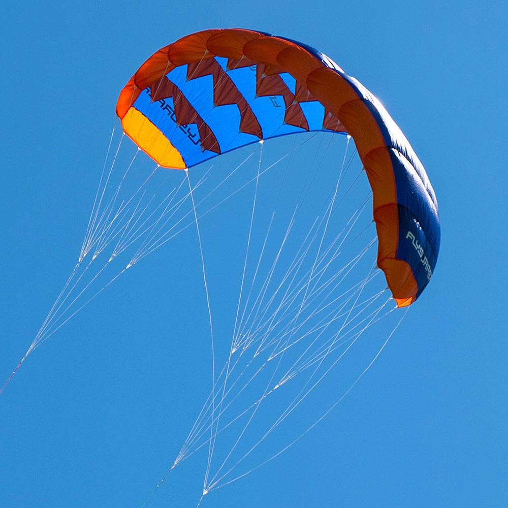 Softkite Peak 1.3m - Trainerkite, Trainingskite, Kite gebraucht