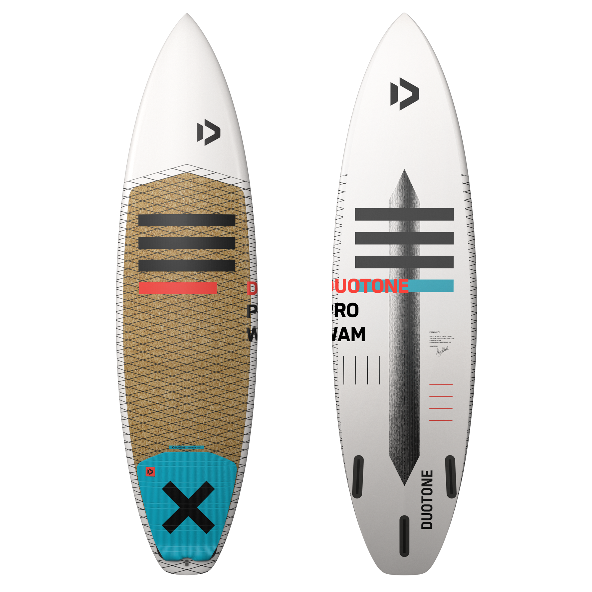 Duotone Pro Wam Surfboard 2020