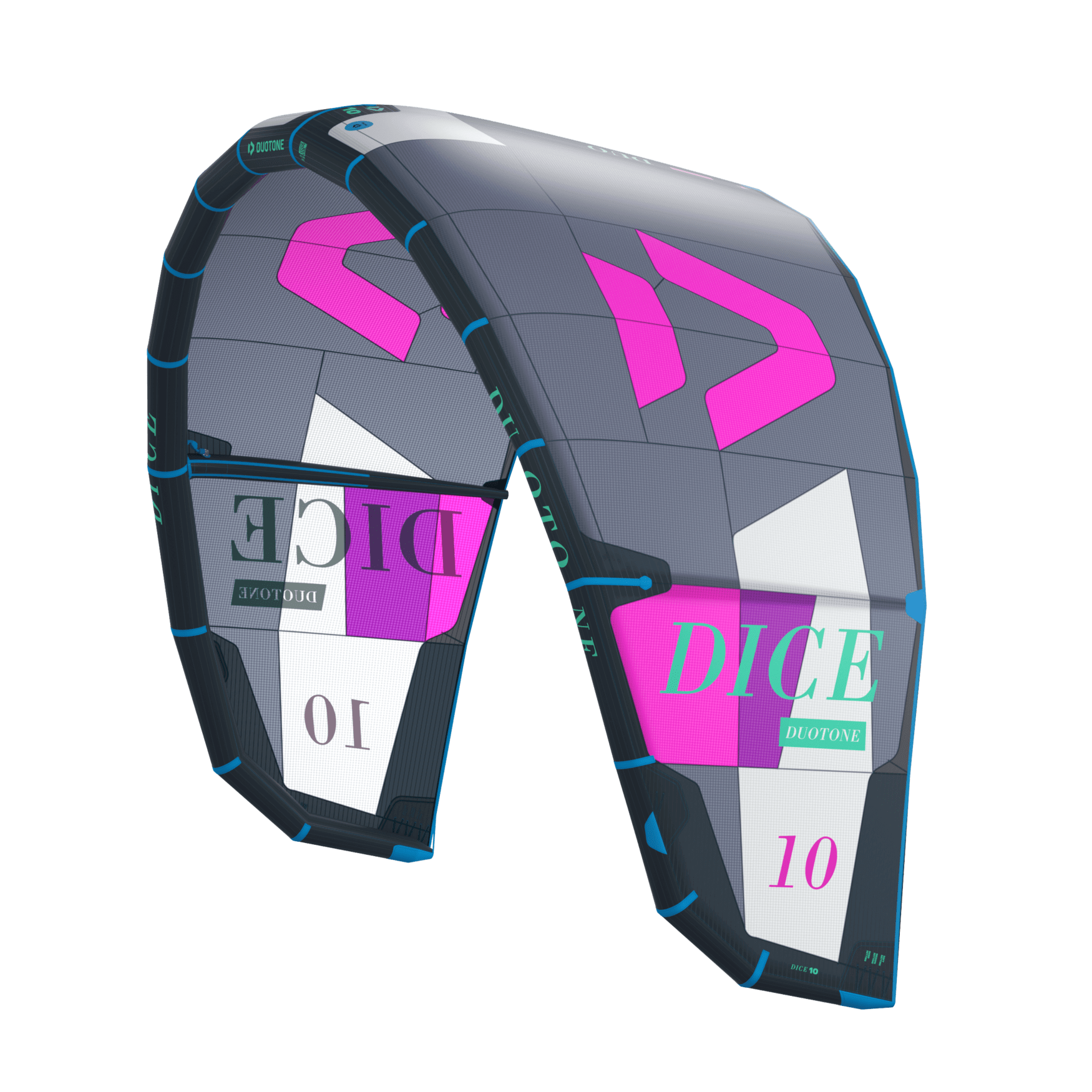 Duotone DICE 2021 Tubekite - Freestyle und Wave Kite