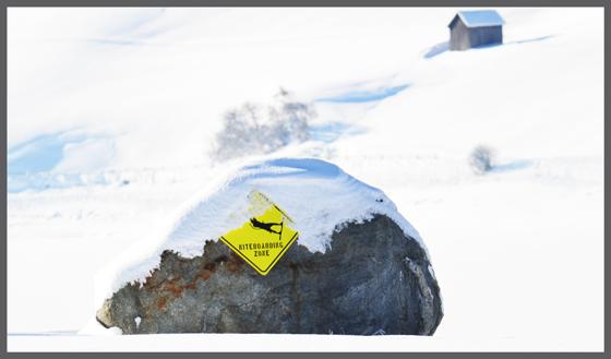 Snowkitekurs Gruppenunterricht Bayern oder Südtirol 7 Stunden
