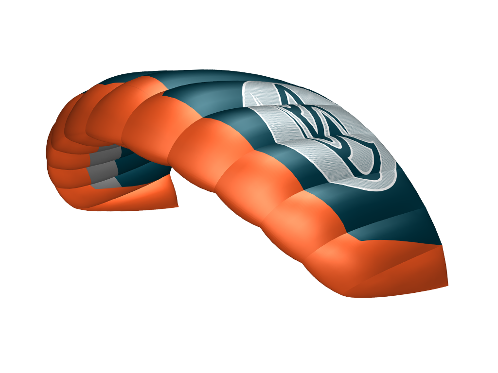 VIRON3 Einsteiger Foil Kite