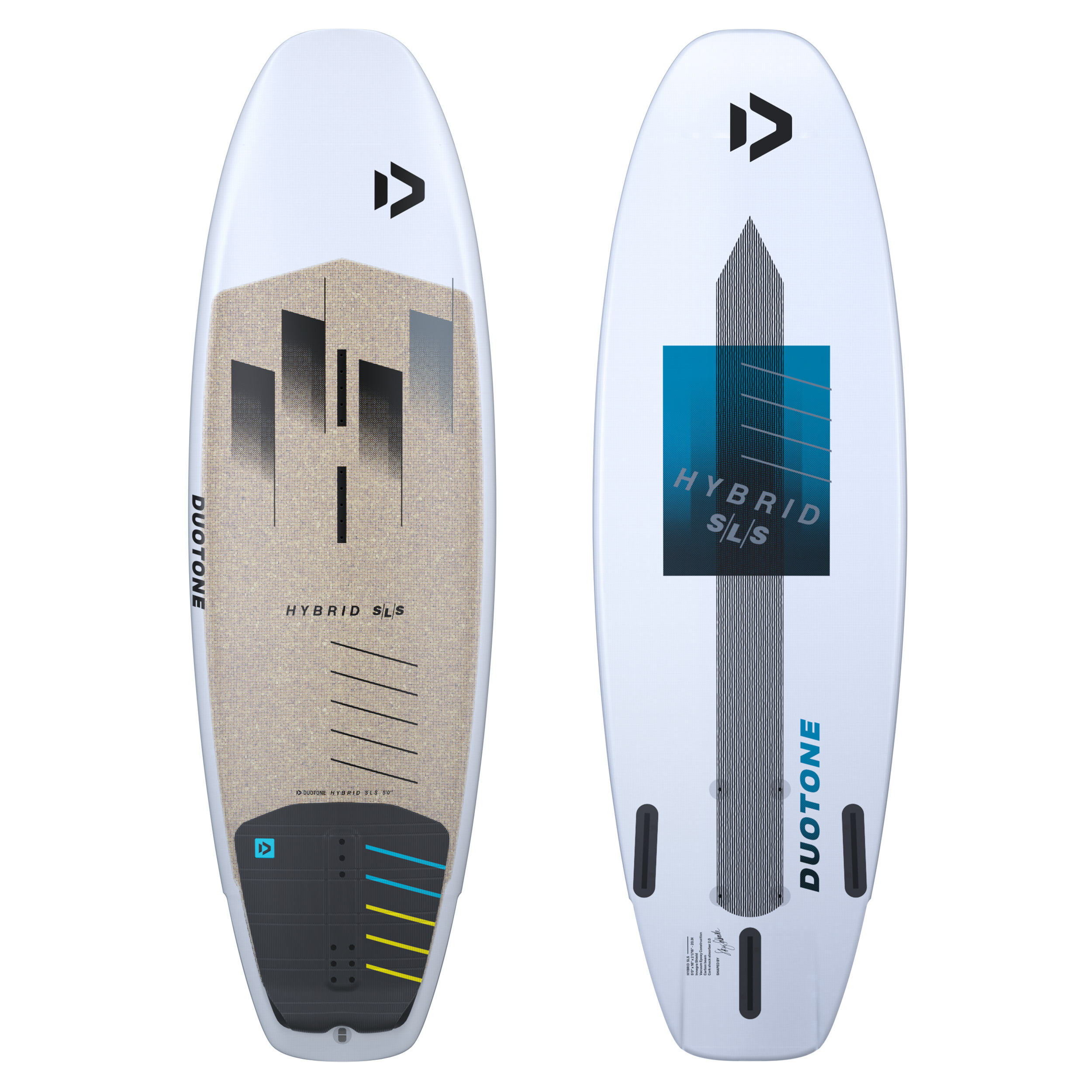 Duotone HYBRID SLS 2-in-1 Surfboard and Foilboard 2021