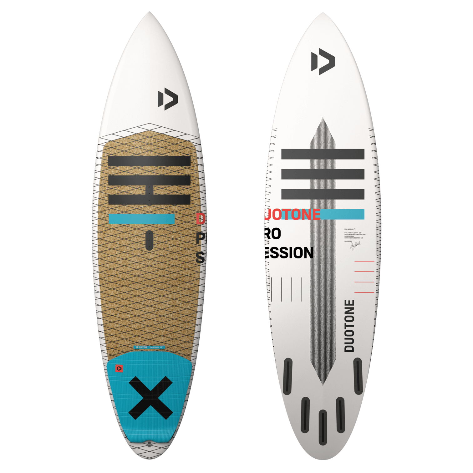 Duotone Pro Session Surfboard 2020