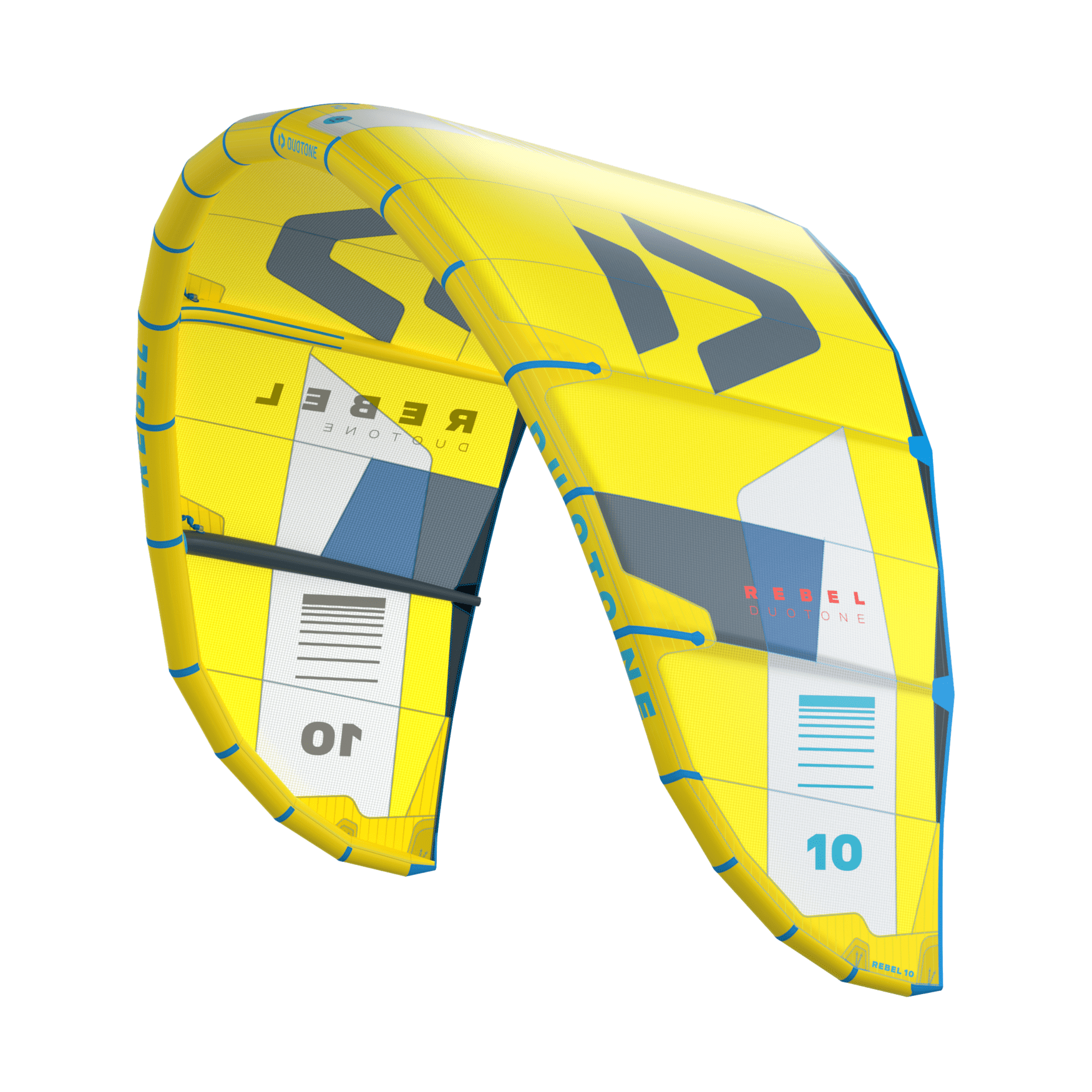 Duotone REBEL 2021 Tubekite - Freeride und Big Air Kite