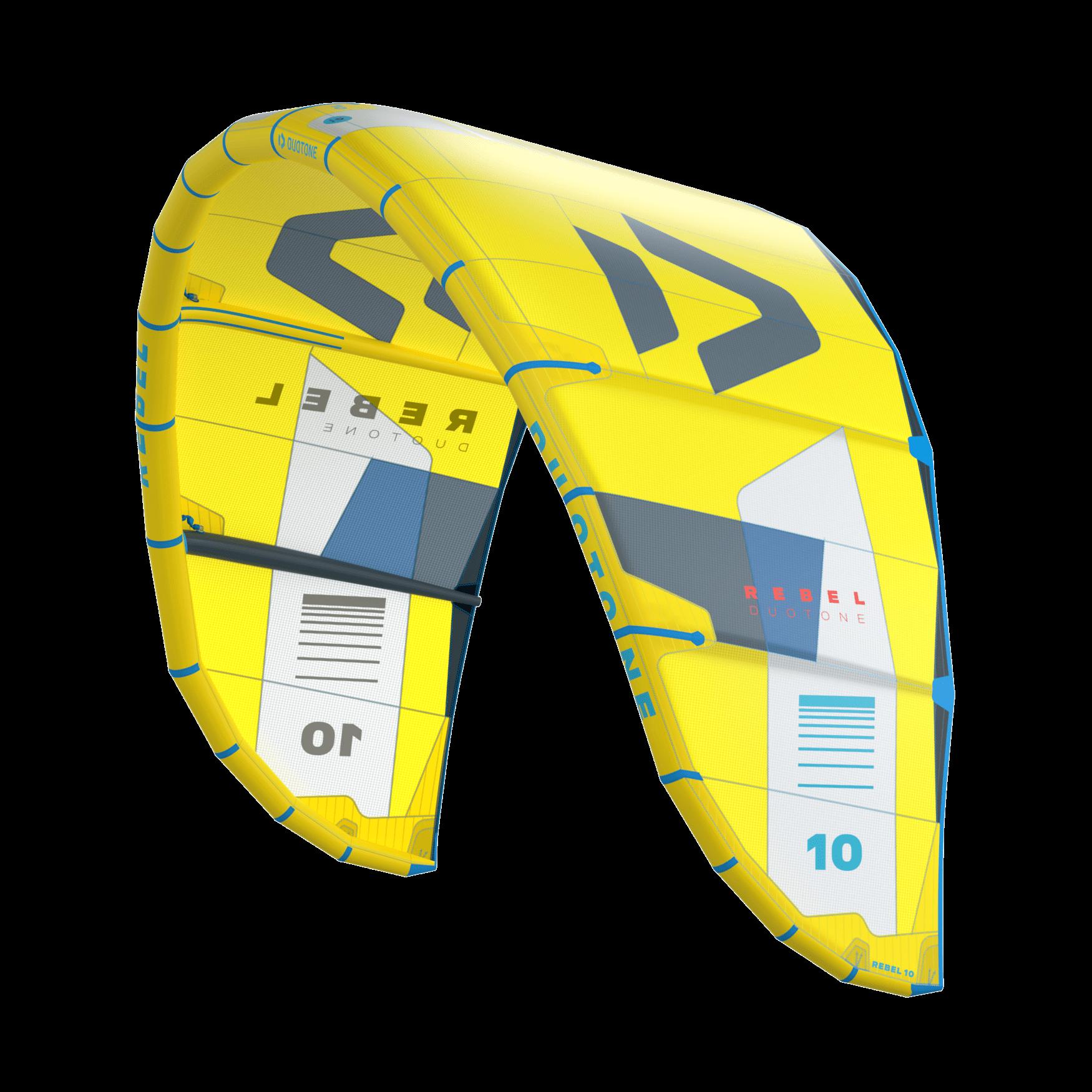 Duotone REBEL 2021 Tubekite - Freeride und Big Air Kite