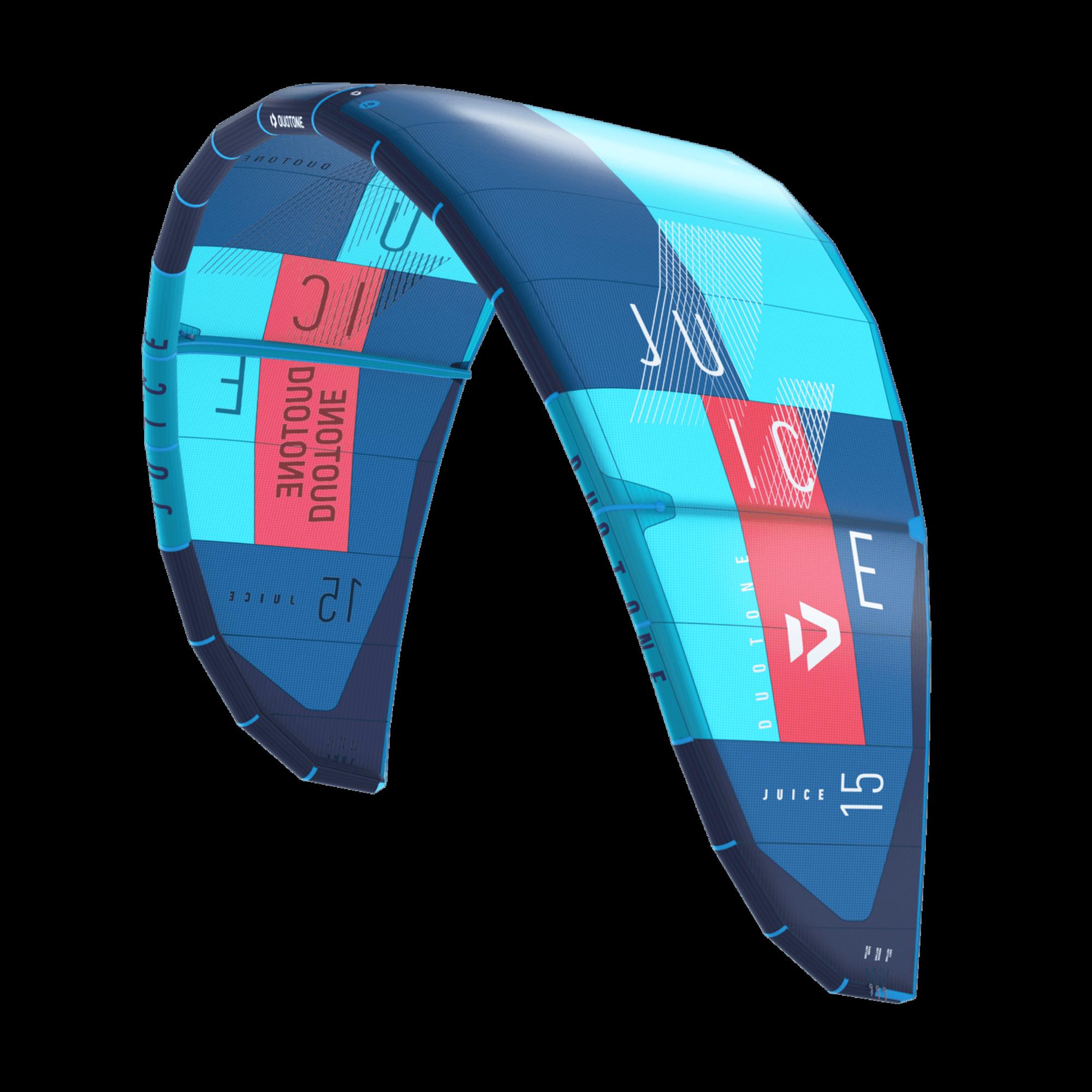 Tubekite Juice 2019 - Foil und Leichtwind Kite