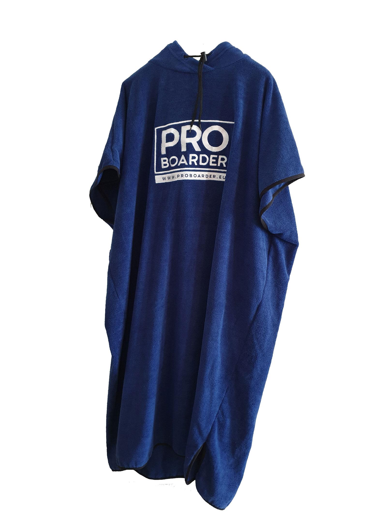 Poncho / Umkleide-Handtuch / Handtuchponcho PROBOARDER