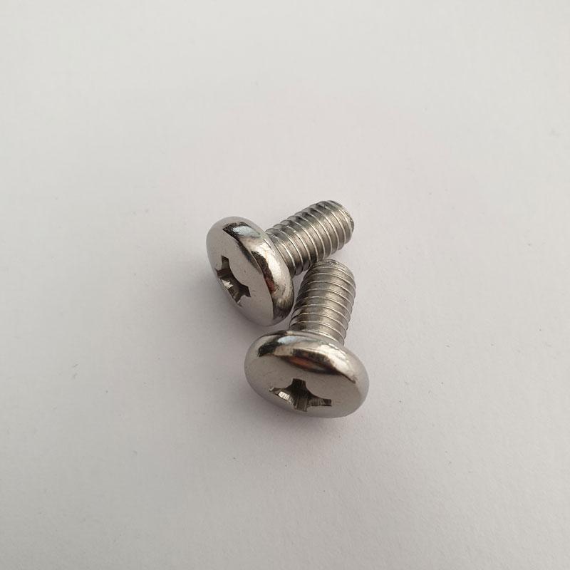Grab Handle Screw 10mm flathead - 2 Schrauben für Grabhandle (Griffe) von Kiteboards
