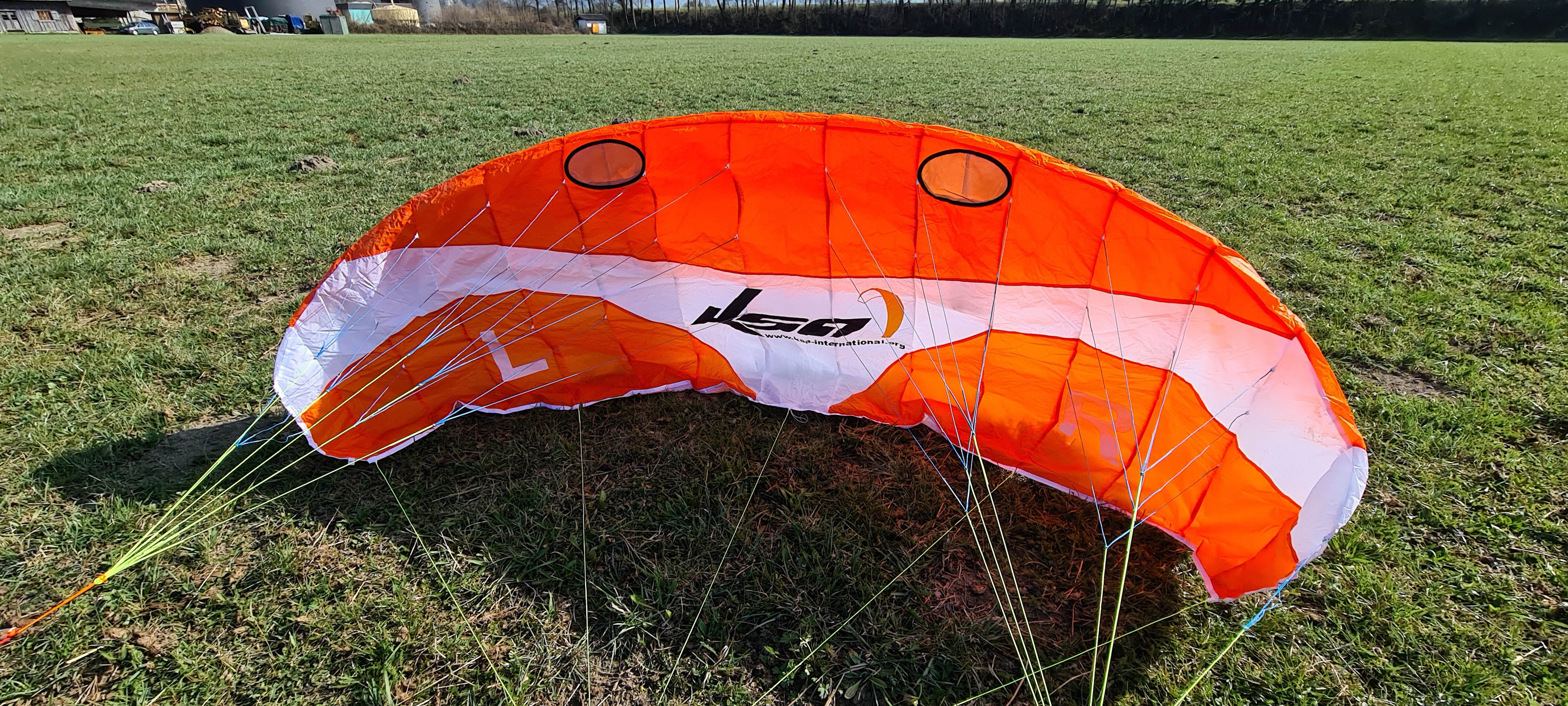 Softkite HQ Hydra 300 - Trainerkite, Trainingskite, Kite