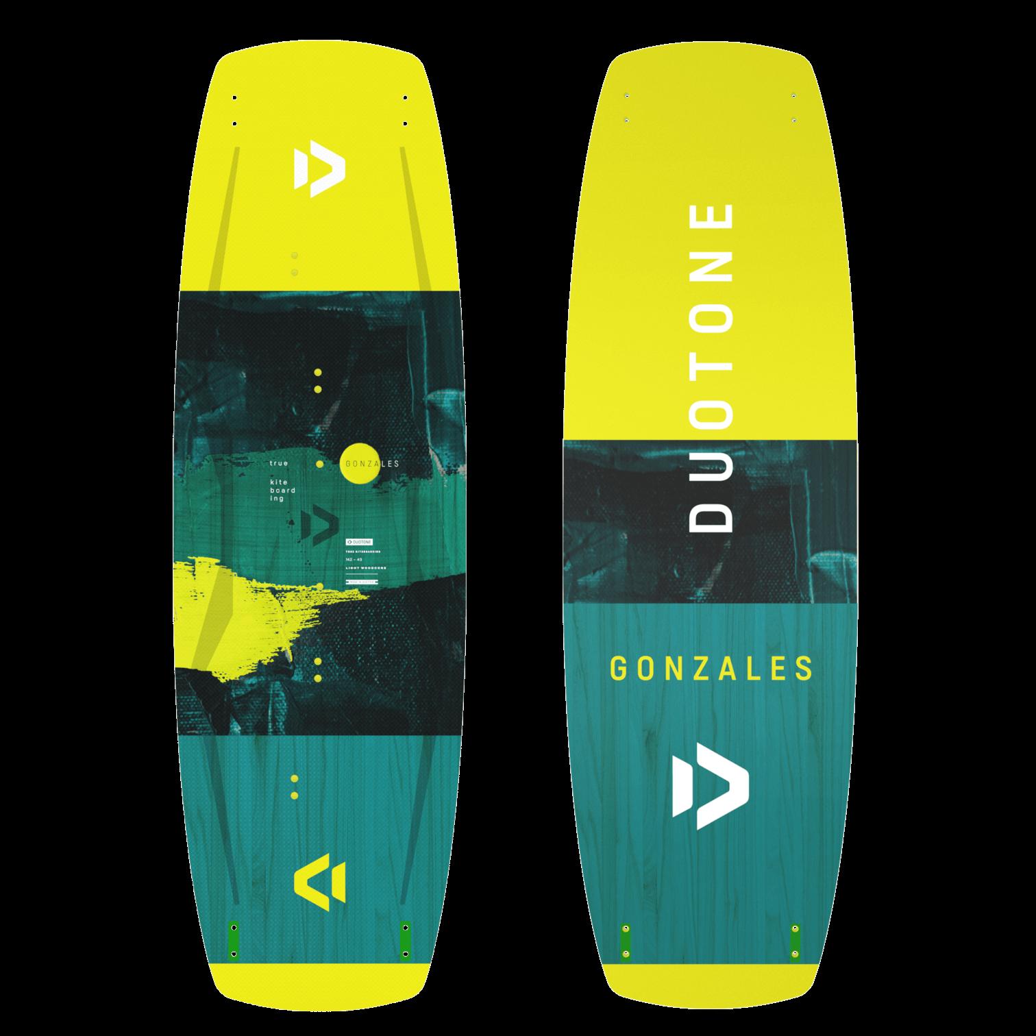 Duotone Gonzales 2020 Twintip Kiteboard