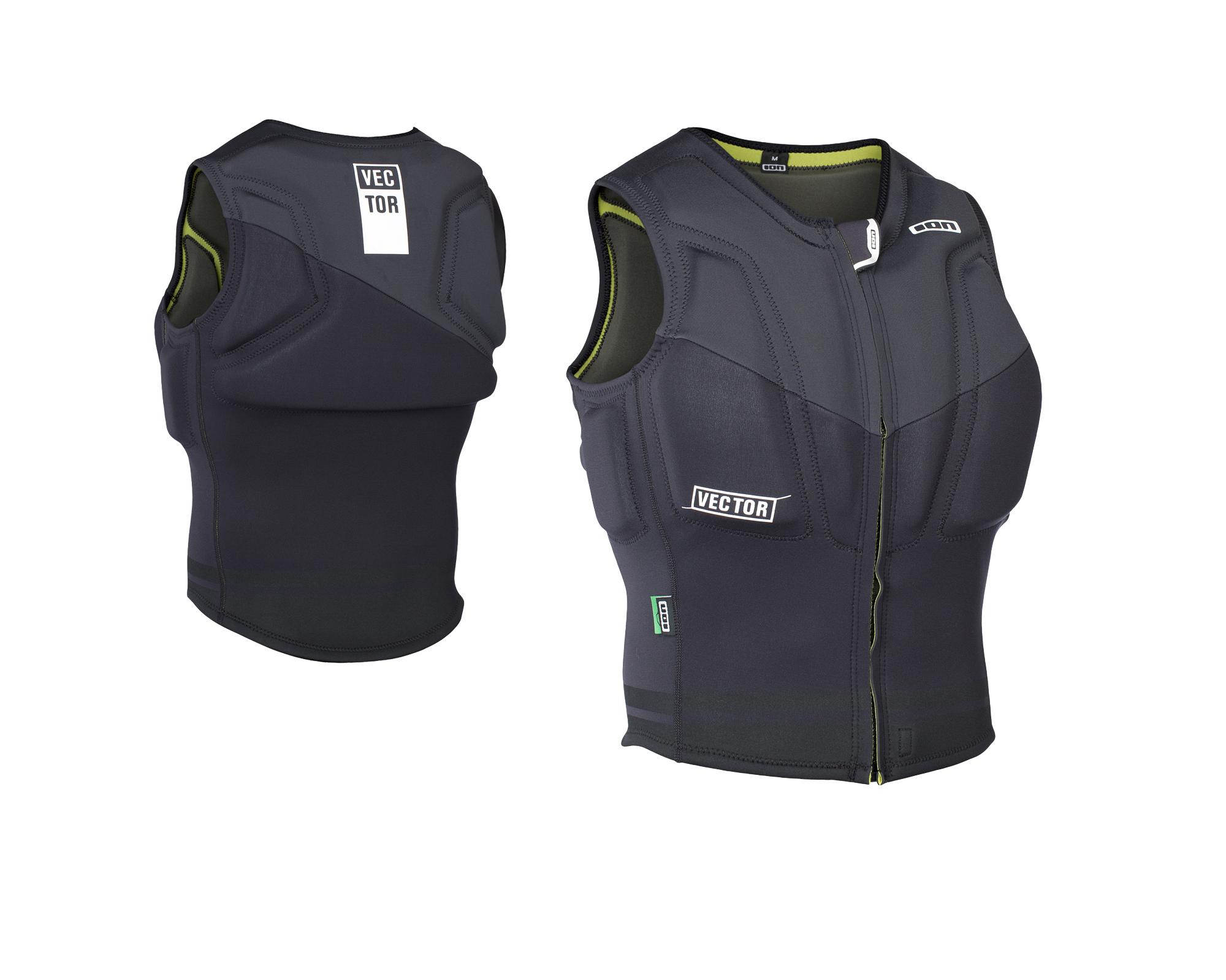 ION Vector Vest - Prallweste für Hüft- und Sitztrapezfahrer und Fahrerinnen