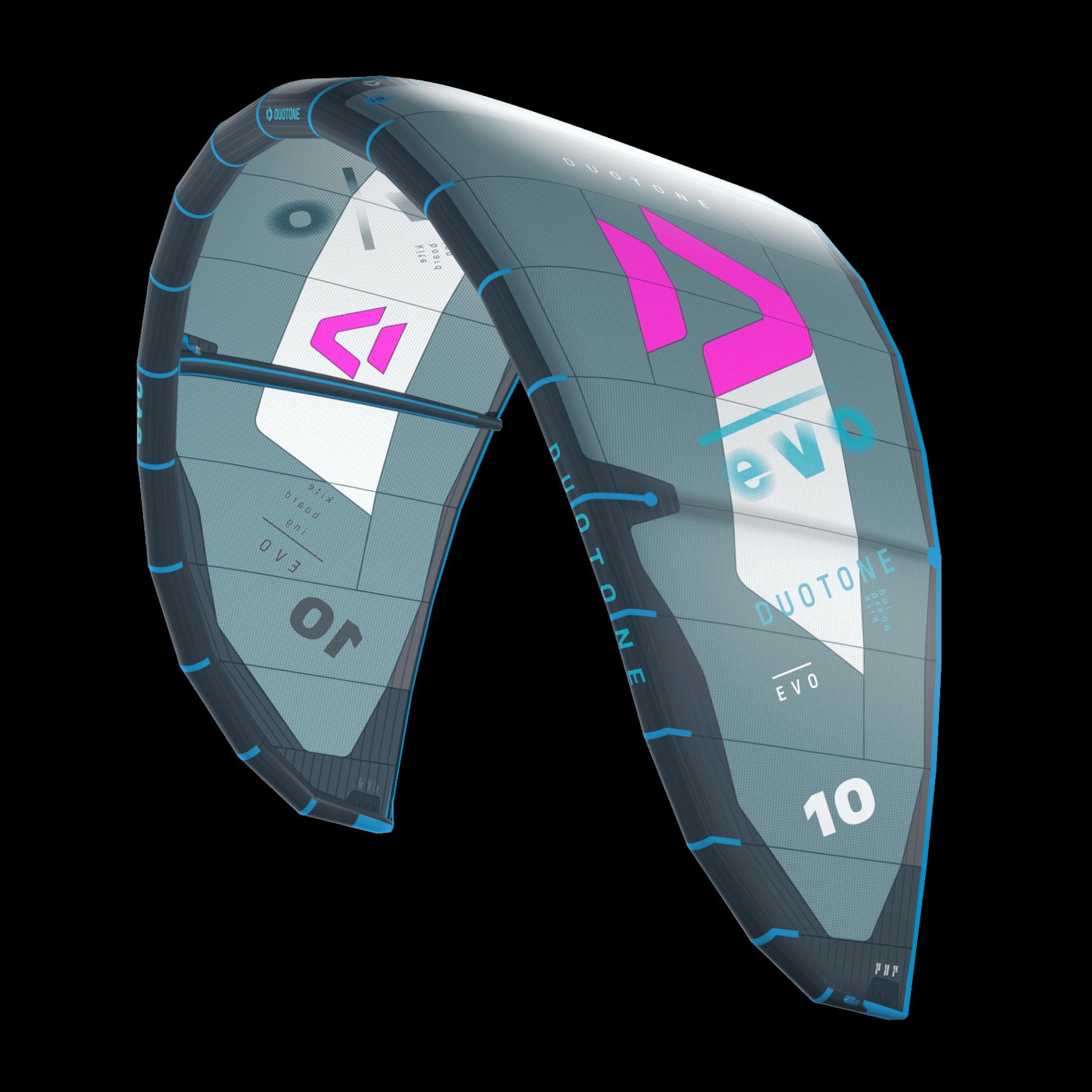 Duotone EVO 20/21 Tubekite - Allrounder Kite in 6 Farben