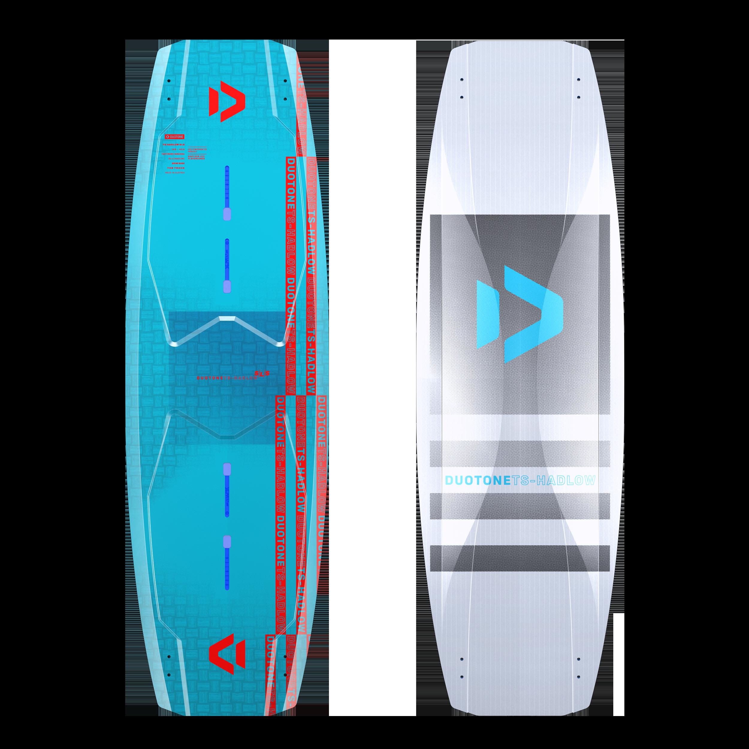 Duotone TEAM SERIES Hadlow SLS 2021 - Freestyle und Park Twintip Kiteboard