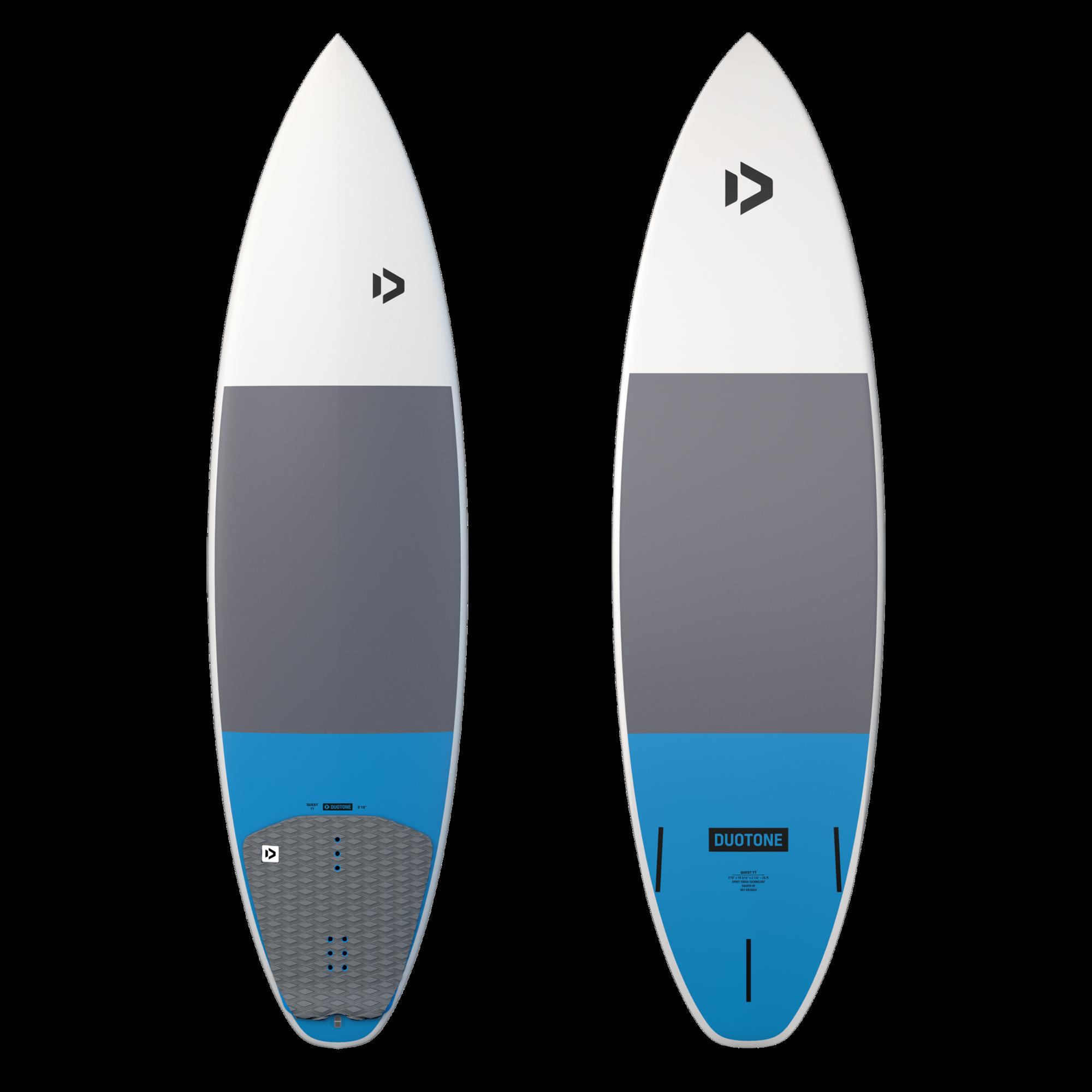 """Duotone Quest TT 5'10"""" Surfboard"""