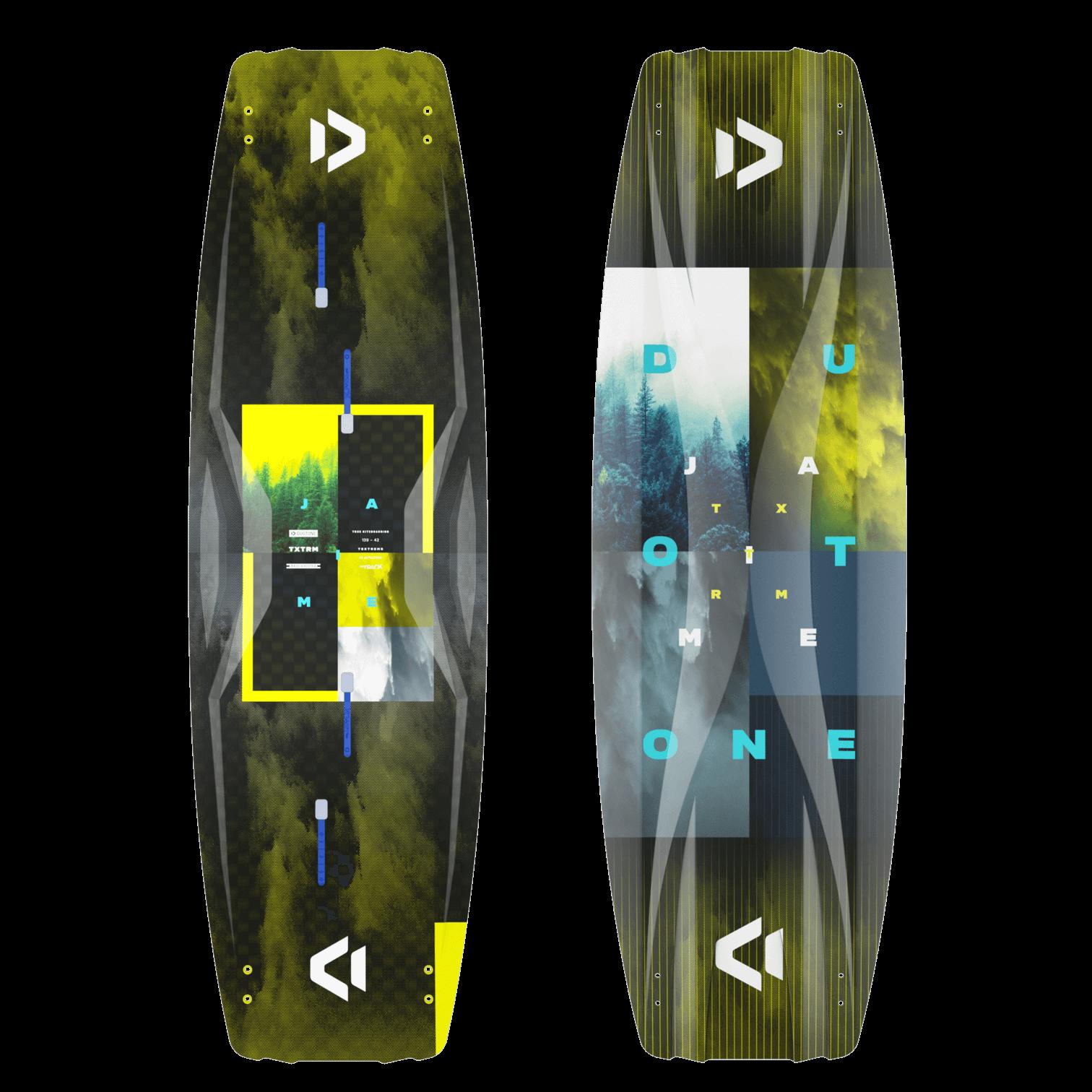 Duotone Jaime Textreme 2020 Twintip Carbon Kiteboard