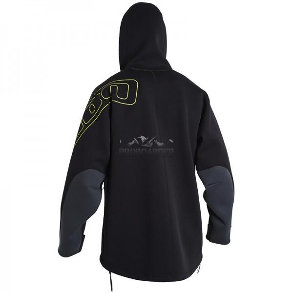 ION Neo Shelter Jacket / Neoprenjacke mit Schlitz für das Trapez